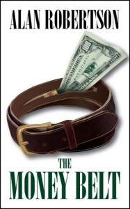 """The Money Belt"" I love this cover: clean, catchy, powerful. Does the job!"