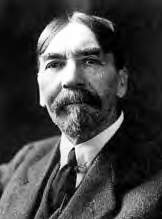 Thorstein Veblen, Author of The Theory of the Leisure Class (1899)