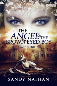 The Angel & the Brown-Eyed Boy - Here's the new cover. A different kind of angel