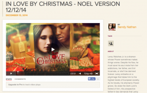 IN LOVE BY CHRISTMAS ANIMOTO